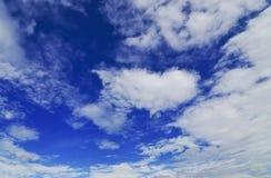 Der Himmel lizenzfreie stockbilder