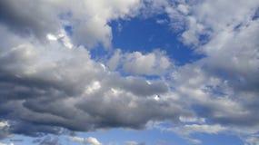 Der Himmel Stockfotografie