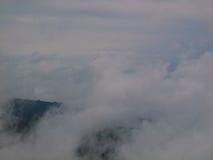 Der Himmel, Berge Stockfoto