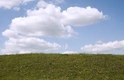 Der Himmel in den Wolken Stockbilder