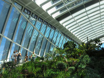 Der Himmel-Garten Lizenzfreie Stockbilder