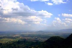 Der Himmel ist ein natürliches Stockfotos