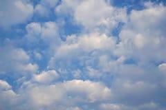Der Himmel morgens, das Konzept des neuen Morgens oder die Idee Stockfotografie