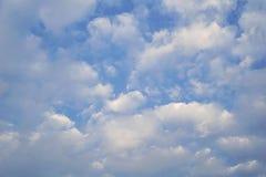 Der Himmel morgens, das Konzept des neuen Morgens oder die Idee Stockfotos