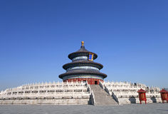 Der Himmelstempel in Peking Stockfotografie