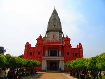 Der hinduistische Tempel Stockbilder