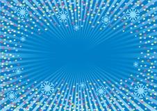 Der Hintergrund des Feiertags Stockbild