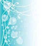 Der Hintergrund des neuen Jahres. Lizenzfreies Stockfoto