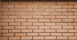 Der Hintergrund eine Backsteinmauer Lizenzfreie Stockbilder