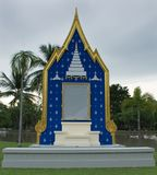 Der Hintergrund, der Gestalt unter der Inspiration vom Buddhismustempel ist Normalerweise verwendet für die Platzierung eines Bil lizenzfreie stockfotos