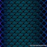 Der Hintergrund mit hellen Diamanten Lizenzfreie Stockfotos