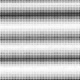 Der Hintergrund von schwarzen Flecken von verschiedenen Größen haben unterschiedliche Dichte auf Weiß lizenzfreie abbildung