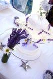 Der Hochzeits-Kuchen stockfotos