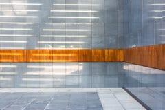 Der Holocaust-Denkmal-Raum Lizenzfreies Stockbild