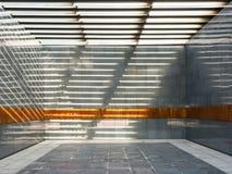 Der Holocaust-Denkmal-Raum Lizenzfreie Stockbilder