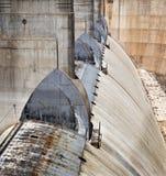 Der Hooverdamm Stockbild