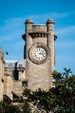 Der Horniman-Museums-Glockenturm Lizenzfreie Stockfotografie