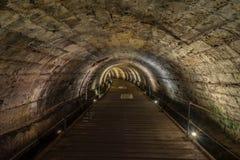 Der Hospitaller-Tunnel Lizenzfreie Stockfotos