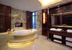 Der Hotel BADEKURORT-BADEKURORT Stockfoto