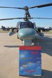Der Hubschrauber Ka-52 Lizenzfreie Stockfotos
