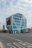 Der Humboldt-Kasten - Berlin stockbild
