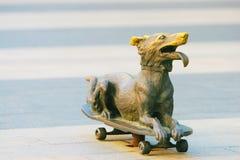 Der Hund Lizenzfreies Stockfoto