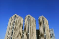 Der Immobilienmarkt Lizenzfreies Stockfoto