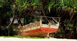 Der Indische Ozean Stockfoto