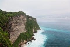 Der Indische Ozean und Wellen Stockfotografie