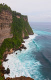 Der Indische Ozean und Wellen Lizenzfreie Stockbilder