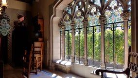 Der Innenraum der Casa Amatller in Barcelona, Catalonial, Spanien lizenzfreie stockfotografie
