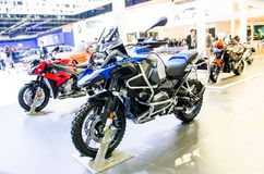Der 35. internationale Motor 2014 Bangkoks Lizenzfreies Stockfoto