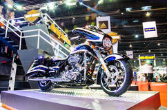 Der 35. internationale Motor 2014 Bangkoks Lizenzfreies Stockbild