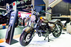 Der 35. internationale Motor 2014 Bangkoks Stockbilder