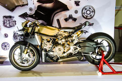 Der 35. internationale Motor 2014 Bangkoks Lizenzfreie Stockbilder