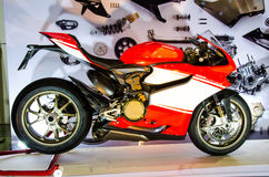 Der 35. internationale Motor 2014 Bangkoks Stockbild