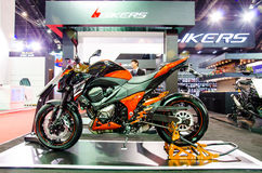 Der 35. internationale Motor 2014 Bangkoks Lizenzfreie Stockfotos