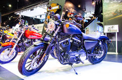 Der 35. internationale Motor 2014 Bangkoks Stockfotos