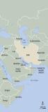 Der Iran Stockbild