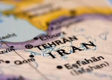 Der Iran Lizenzfreies Stockbild