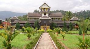 Der Istana Seri Menanti lizenzfreie stockfotografie
