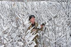 Der Jäger Lizenzfreie Stockfotos