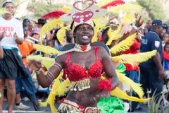 Der jährliche Karneval in Kap-Verde 2011 Lizenzfreie Stockfotos