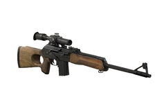 Der Jagd Carbine Lizenzfreies Stockfoto