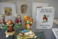 Der 150. Jahrestag des Buches der Kinder Beatrix Potter Autor Stockfotografie