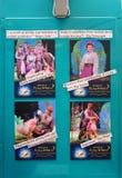 Der 150. Jahrestag des Buches der Kinder Beatrix Potter Autor Lizenzfreies Stockbild