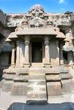Der Jain Tempel (INDRA Sabha Stockfotografie