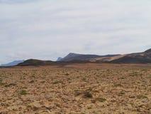 Der Jandia-Naturpark auf Fuerteventura in Spanien Stockfotos