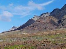 Der Jandia-Naturpark auf Fuerteventura in Spanien Stockfoto