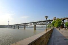 Der Jangtse-Brücke, China Stockfoto
